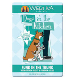 Weruva Canned Dog Pouch Funk In the Trunk 2.8 OZ