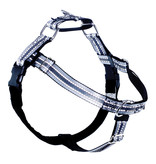 "2 HOUNDS DESIGN Reflective Freedom Harness Training Pack 5/8"" X-Small"