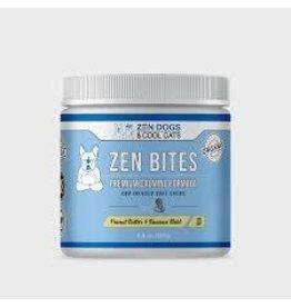 Zen Dogs & Cool Cats Zen Dogs & Cool Cats Zen Bites CBD Dog Chews 120 Ct