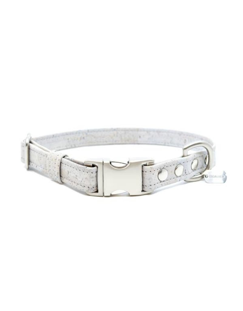 Hoadin Hoadin Cork Dog Collar X-Small