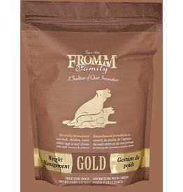 Fromm Dry Dog Gold Weight Management 5 LB