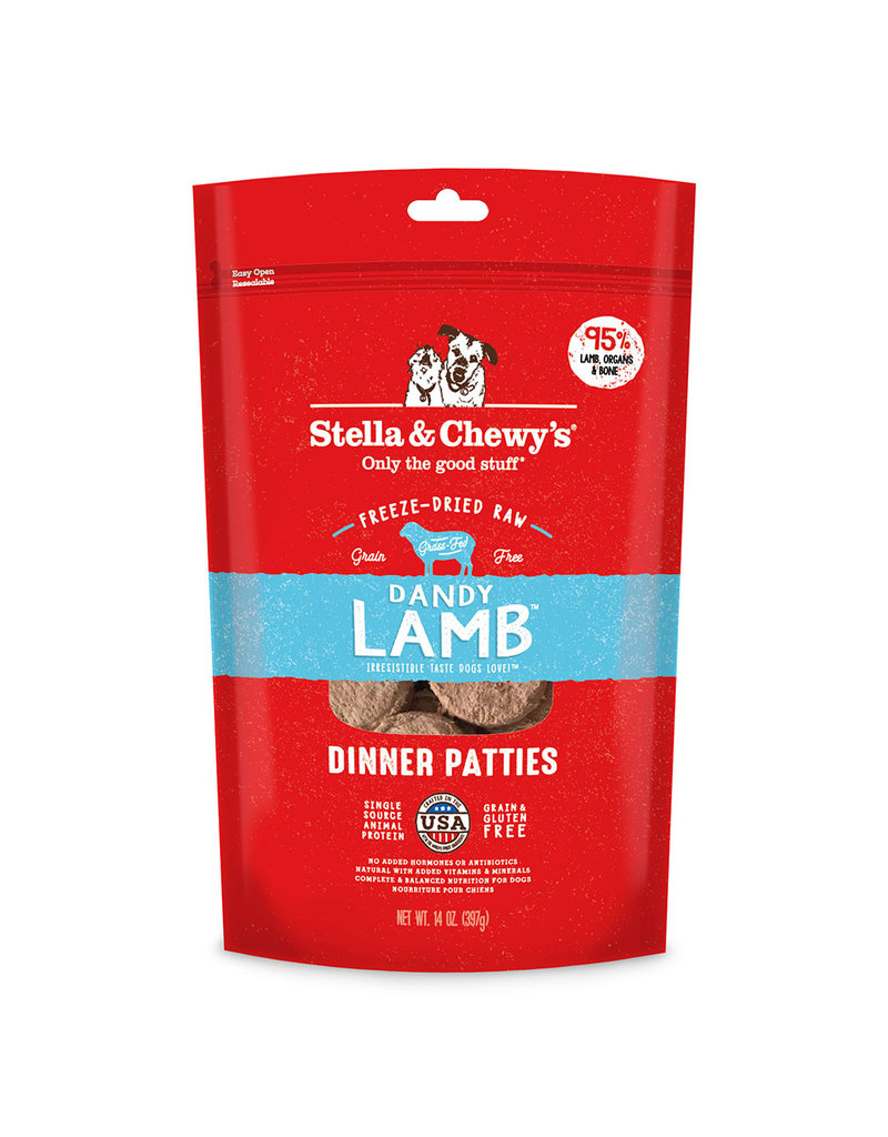 Stella & Chewy's Dinner, Lamb, 5.5 OZ.