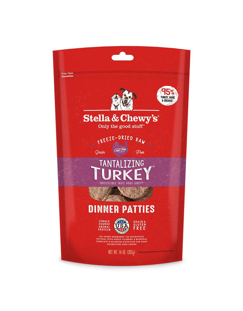 Stella & Chewy's Dinner, Turkey, 14 oz