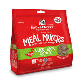Stella & Chewy's Freeze-Dried Duck Meal Mixers 3.5 oz.