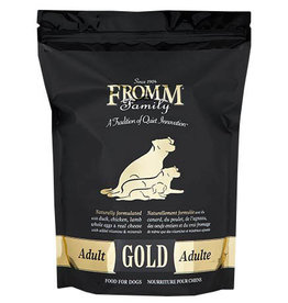 Fromm Family Pet Food Fromm Adult Gold Dry Dog 15 lb