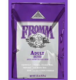 Fromm Family Pet Food Fromm Dry Dog Classic Adult 15 LB