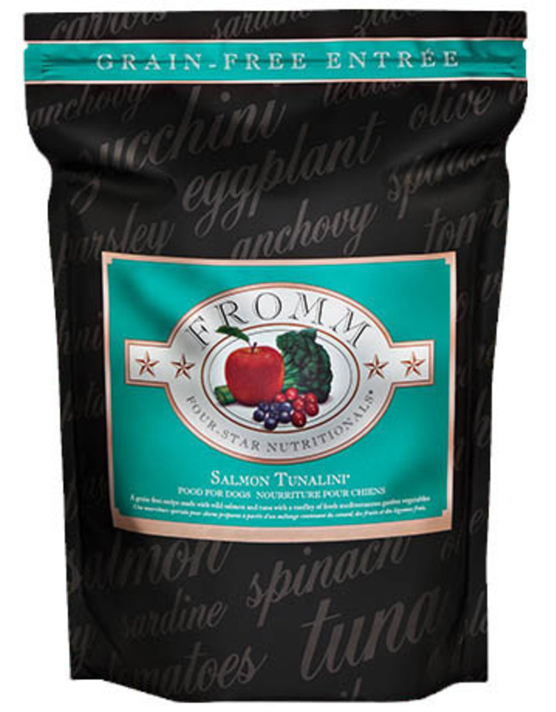 Fromm Family Pet Food Fromm Four Star Dry Dog Salmon Tunalini 26 LB