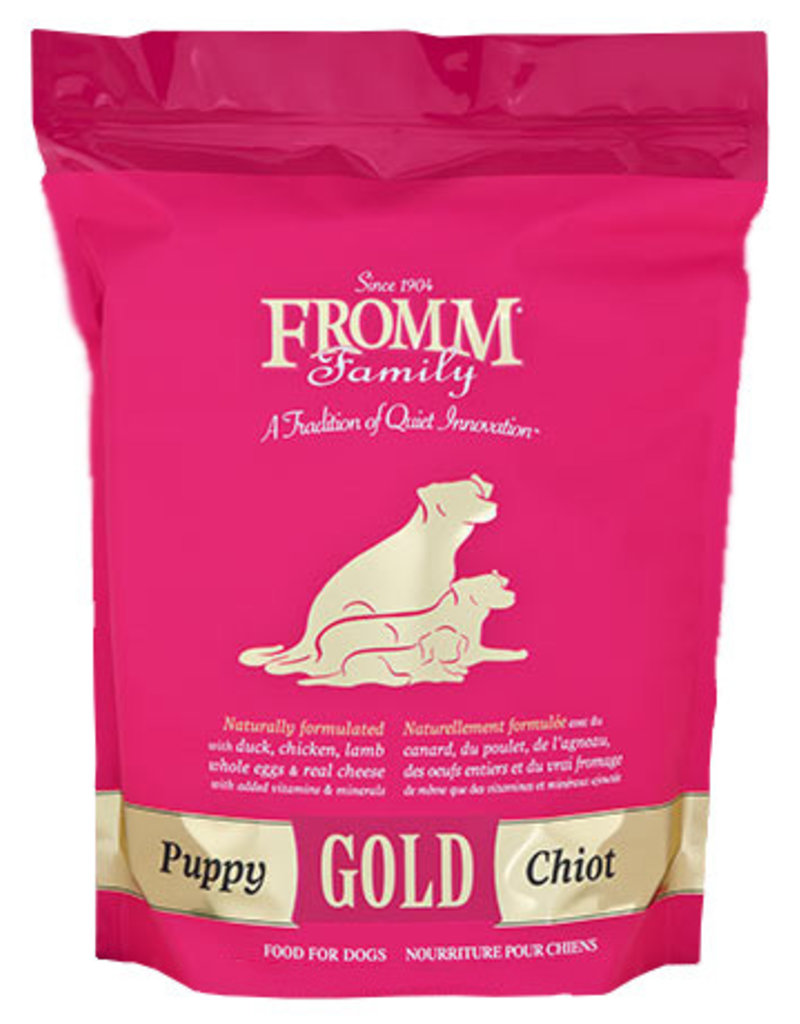 Fromm Family Pet Food FROMM DRY DOG GOLD PUPPY 33 LB