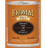 Fromm Family Pet Food Fromm Canned Dog Gold Chicken Pate 12.2 OZ