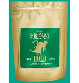 Fromm Family Pet Food Fromm Adult Gold Dry Cat 5 LB