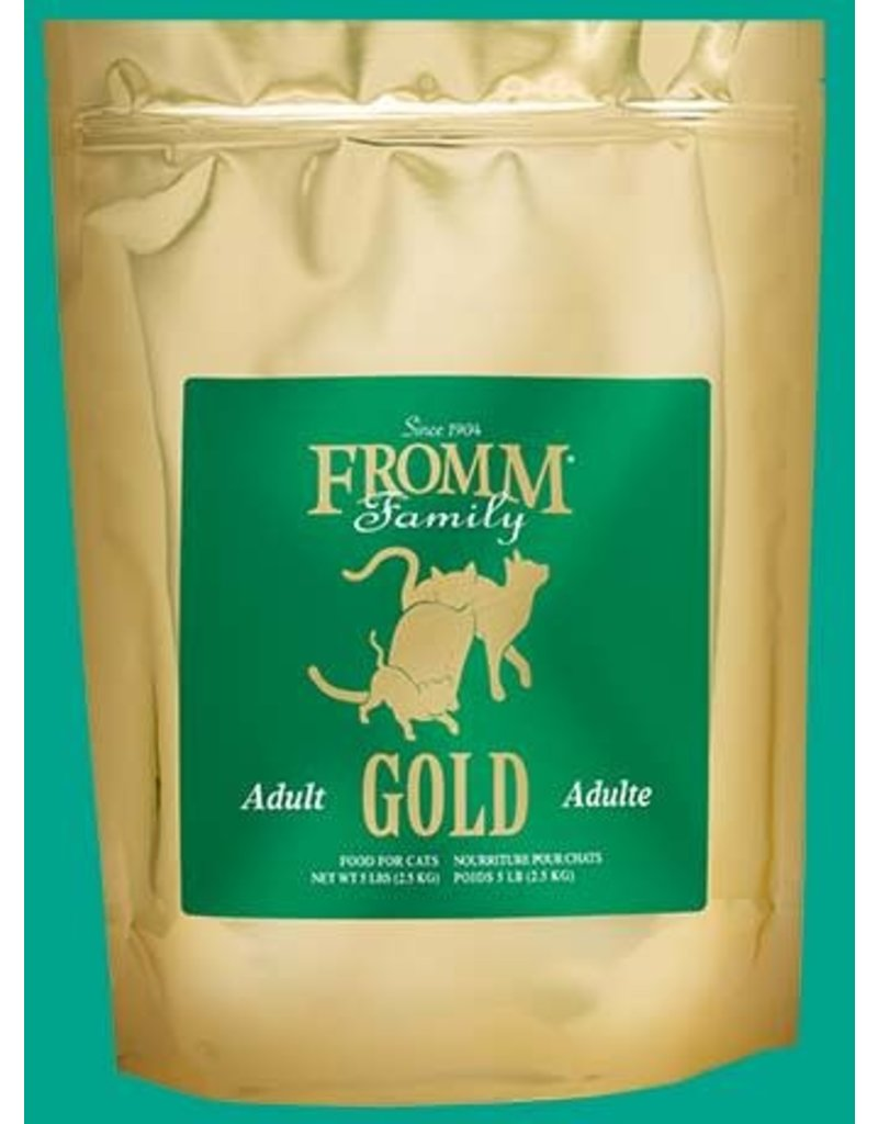 Fromm Adult Gold Dry Cat 5 LB