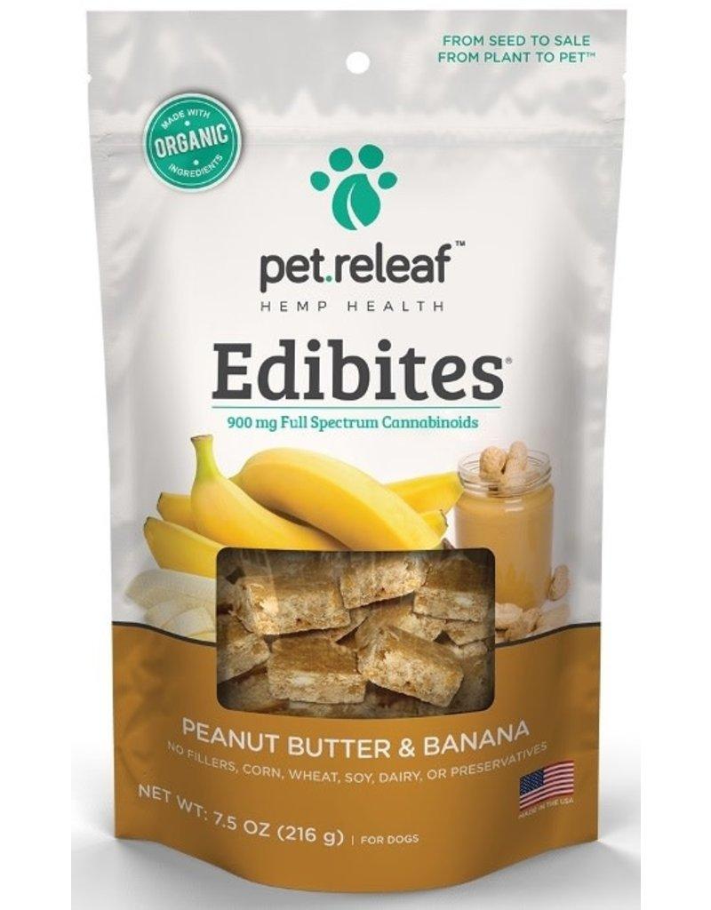 Pet Releaf Pet Releaf Edibites Peanut Butter Banana 7.5 Oz