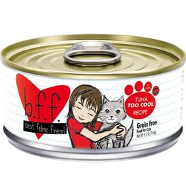 BFF Canned Cat Too Cool Tuna 5.5OZ