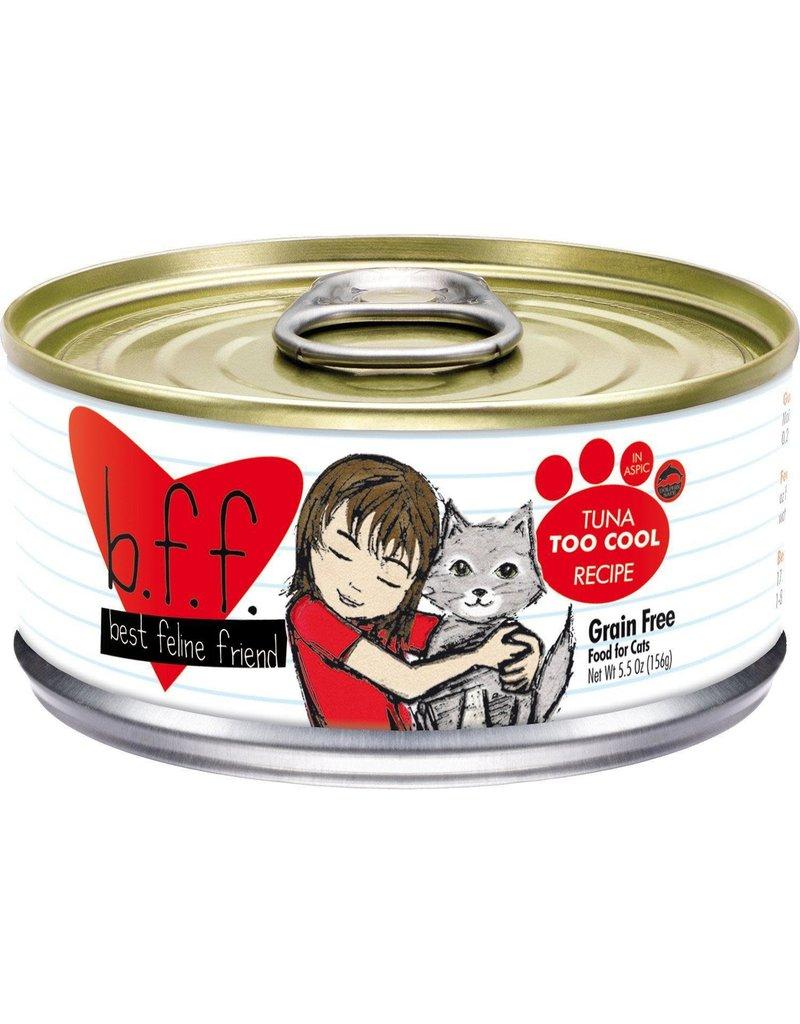 BFF Canned Cat Too Cool Tuna 5.5OZ