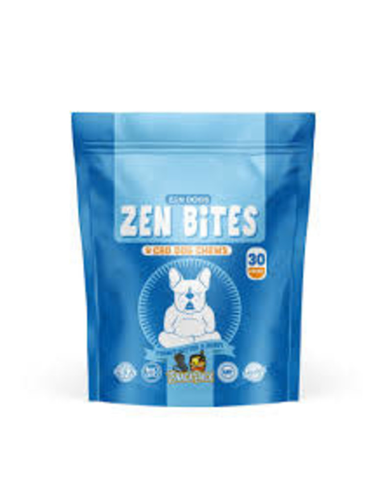 Zen Dogs & Cool Cats Zen Dogs & Cool Cats Zen Bite Snack Pack