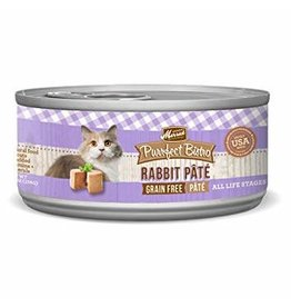 Merrick Canned Cat Rabbit Pate 5.5 Oz.