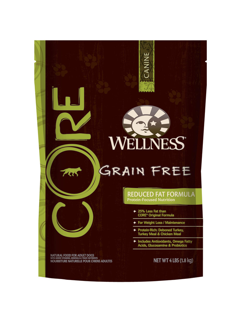 Wellness Dry Dog Core Reduced Fat 12 lb