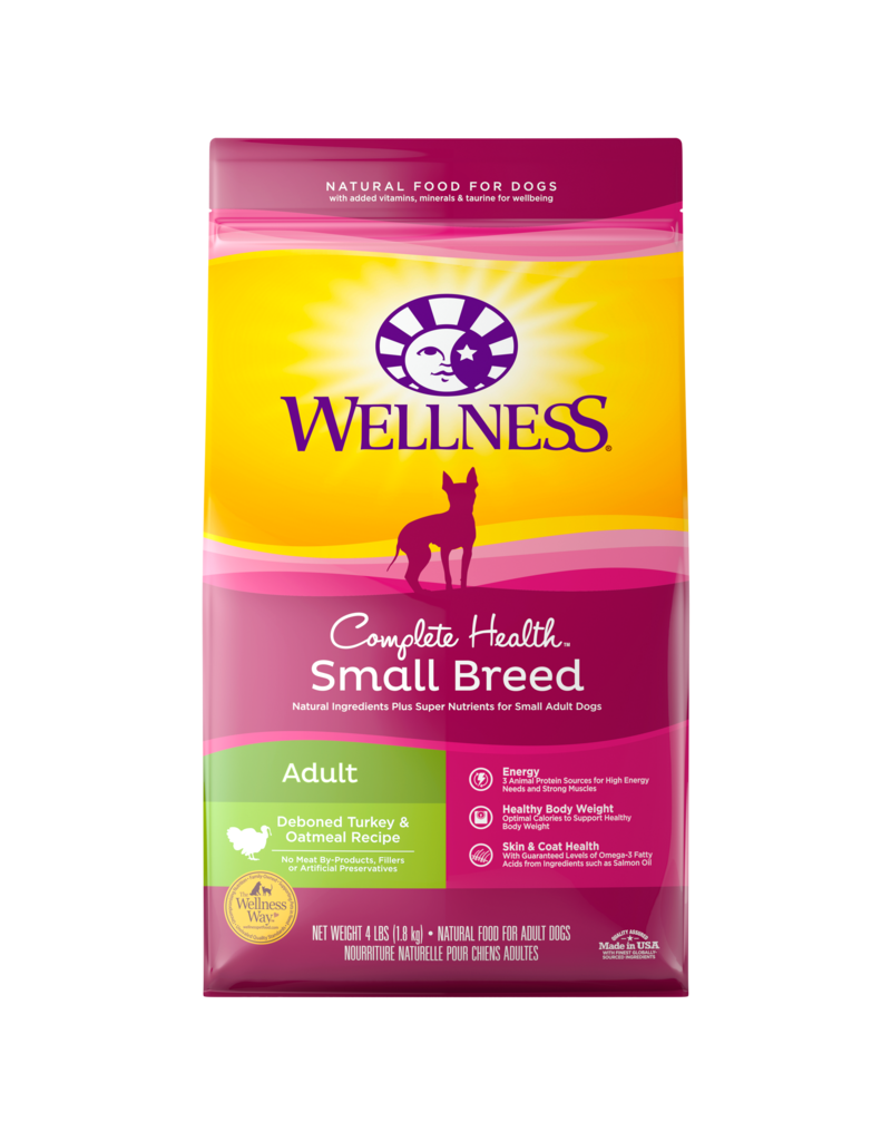 Wellness Dry Dog Super5Mix Small Breed Adult 12 Lb