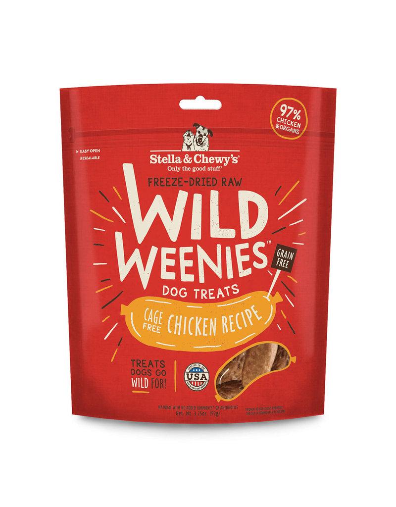 Stella & Chewy's Wild Weenies 3.25 Oz