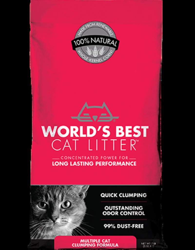 WORLDS BEST CAT LITTER World's Best Cat Litter Multi Cat 8 lb