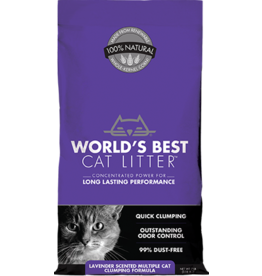 WORLDS BEST CAT LITTER World's Best Cat Litter Scented Multi Cat 8 lb