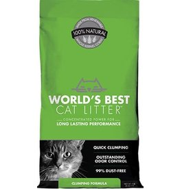 WORLDS BEST CAT LITTER World's Best Cat Litter Single Cat 28 lb