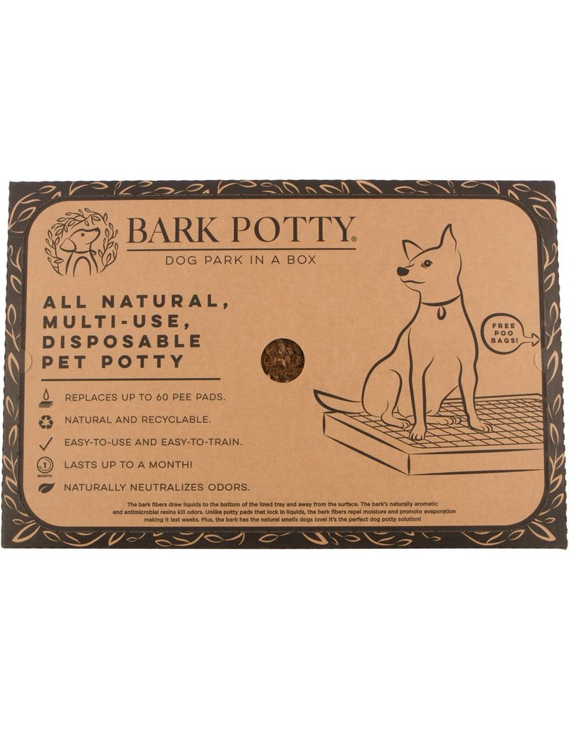 Bark Potty Bark Potty