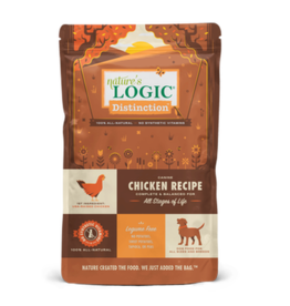 Nature's Logic Dry Dog Distinction Chicken 4.4 lb
