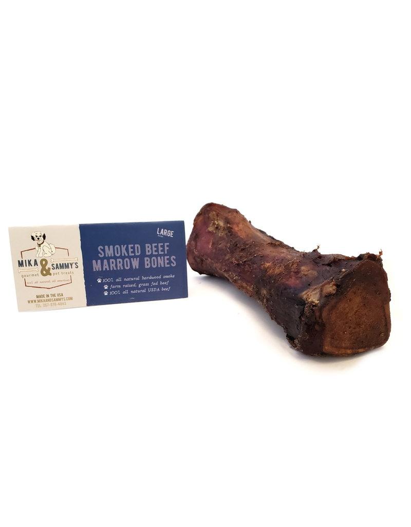 Mika & Sammy's Smoked Beef Marrow Bone Medium