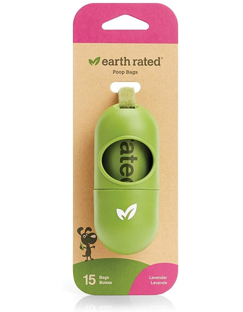 EARTH RATED POOPBAGS Earth Rated Poop Bags Dispenser with Roll