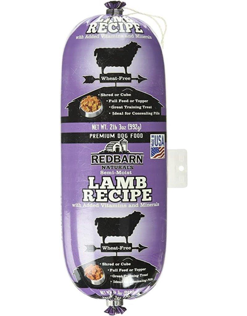Red Barn Lamb & Rice Food Roll 2 lb 3 oz