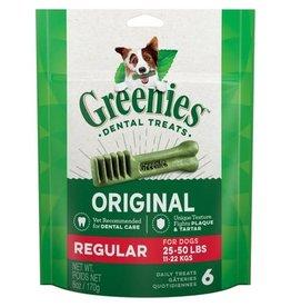 GREENIES DOG, GREENIES, Regular 12 CT 12 oz