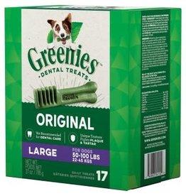 Greenies Mega Treat Large 12 Ct 18 Oz