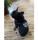 Hound About Town Jersey City Flex Fleece Dog Hooded Sweatshirt