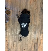 Hound About Town Jersey City Flex Fleece Dog Hooded Sweatshirt