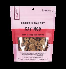 Bocce's Bakery Bocce's Bakery Say Moo S&C 6oz
