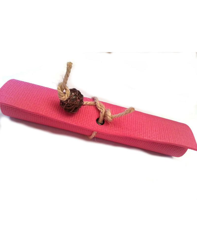 Feline Yogi Yoga Cat Mat