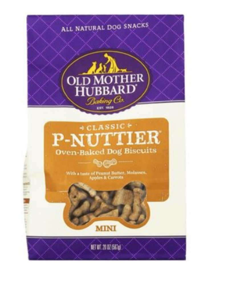 Old Mother Hubbard Mini P-Nuttier 20 OZ.