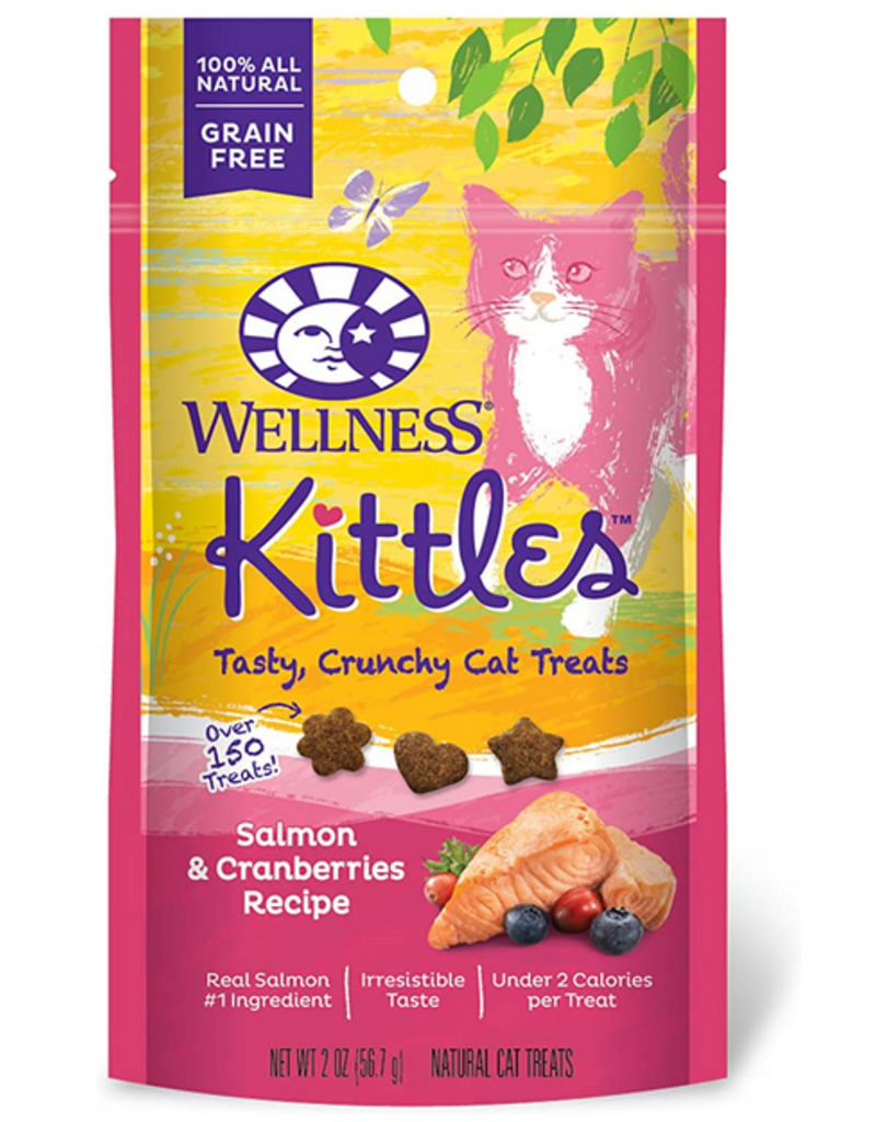 Wellness Kittles Cat Treats 2 Oz