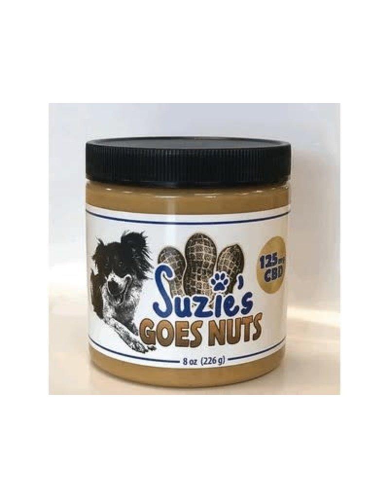 Suzie's CBD Treats Suzie's Goes Nuts CBD Peanut Butter 8 oz