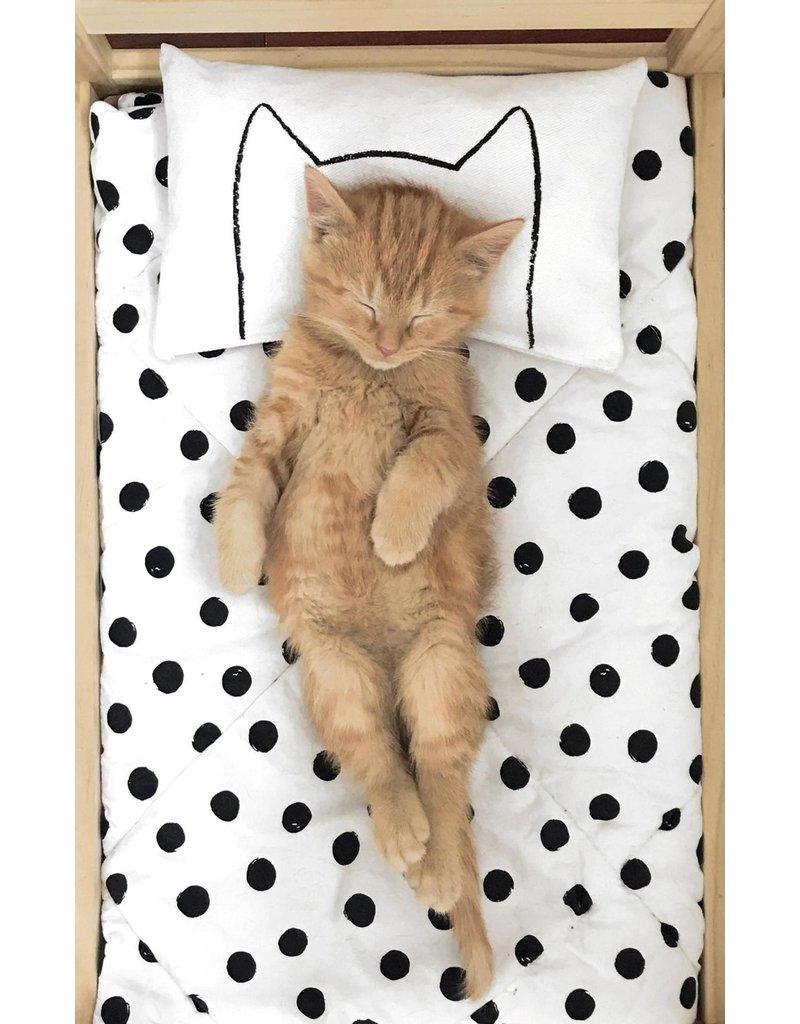 Xenotees Xenotees Mini Cat Nap Bed Pillow