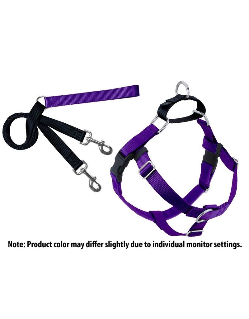 "2 HOUNDS DESIGN Freedom Harness Training Pack 1"" Medium"