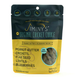 Jiminy's Jiminy's Peanut Butter & Blueberry Dog Biscuits
