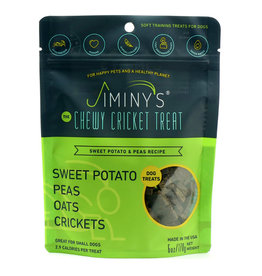 Jiminy's Jiminy's Sweet Potato & Peas Training Treats