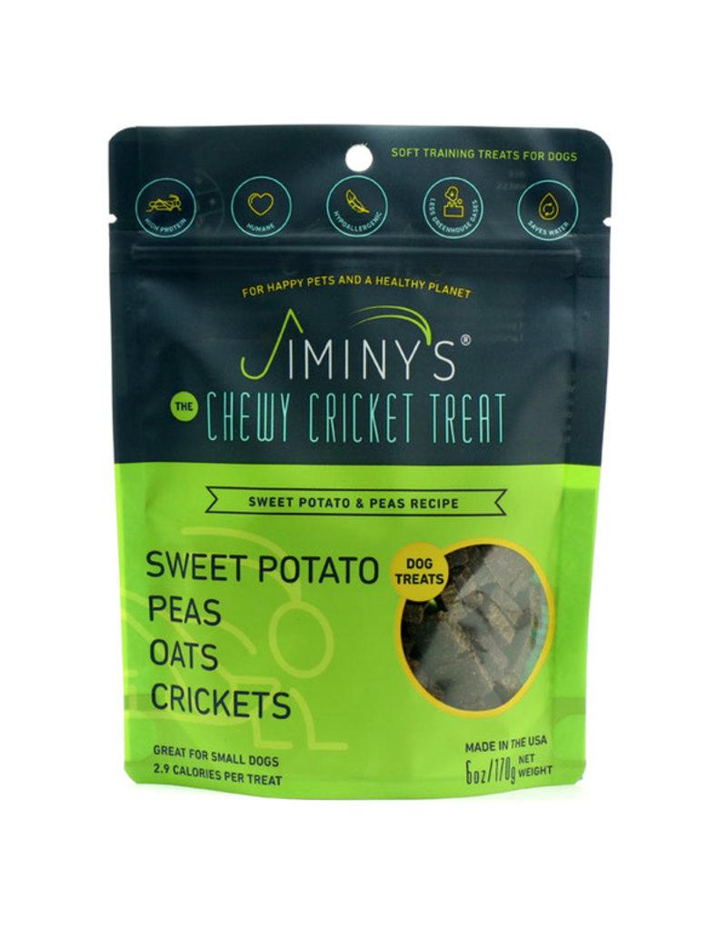 Jiminy's Jiminy's Sweet Potato & Peas Training Treats