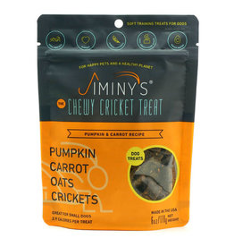 Jiminy's Jiminy's Pumpkin & Carrot  Training Treats