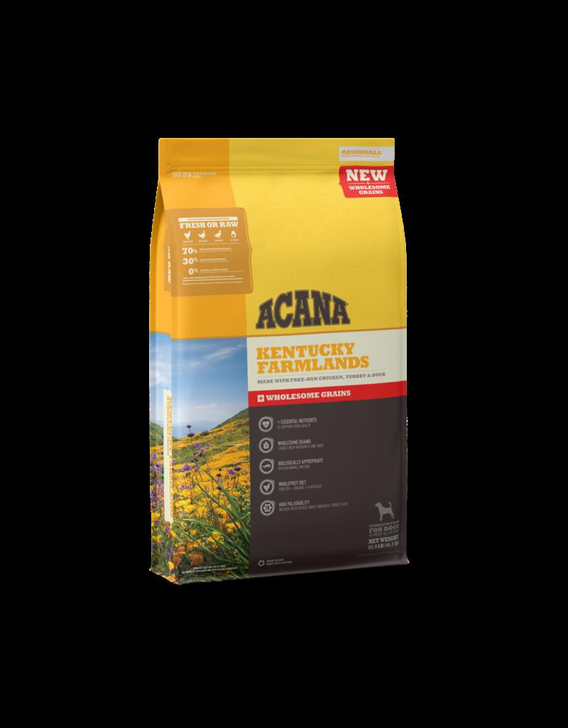 Acana Dry Dog Kentucky Farmlands 11.5LB
