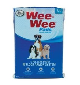 Four Paws Wee-Wee Pads 7 CT