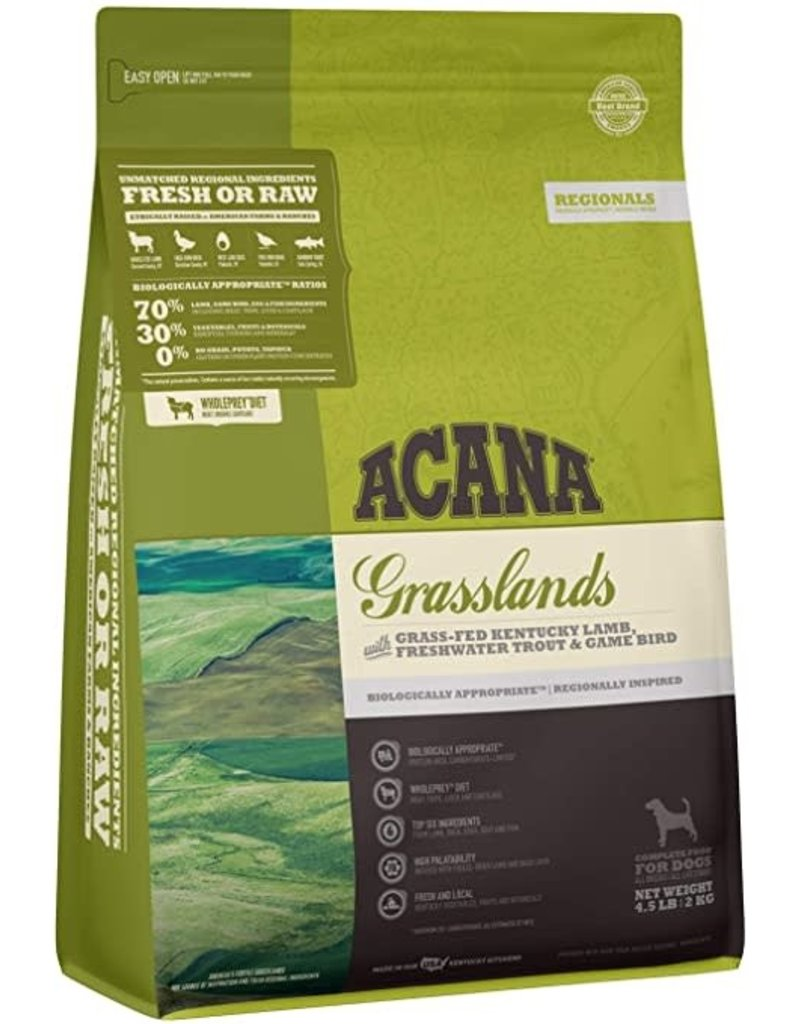 Acana Dry Dog Grasslands 12 oz Trial