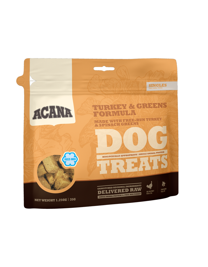 Acana Dog Treats 3.5 Oz